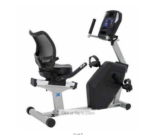 Xterra SB550 Recumbent Exercise Bike